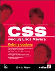 CSS według Erica Meyera.